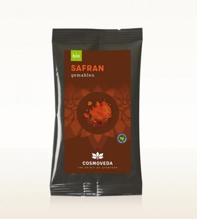 Organic Saffron ground 10g