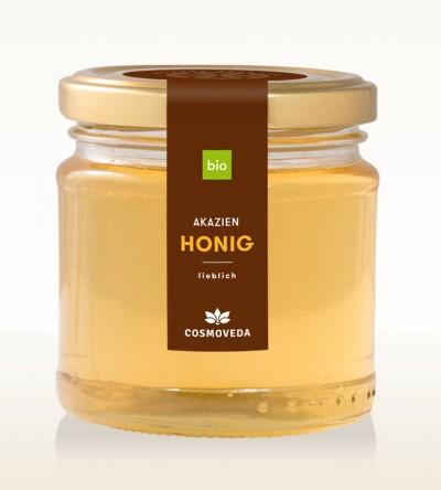 Organic Acacia Honey 250g