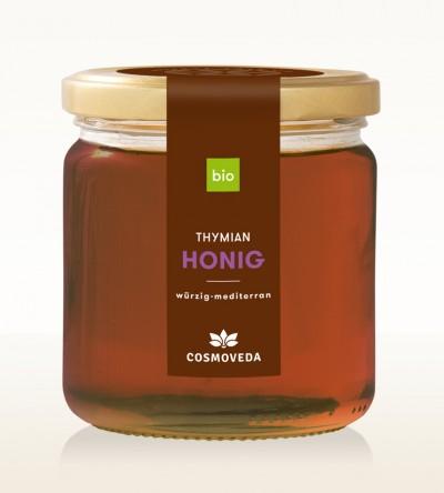 Organic Thyme Honey 500g