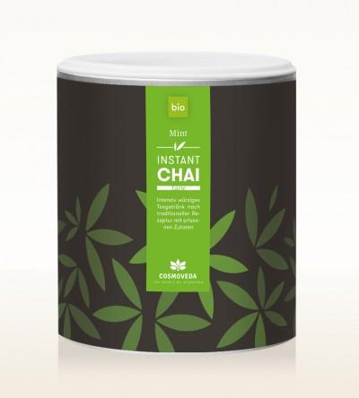 Organic Instant Chai Latte - Mint 400g