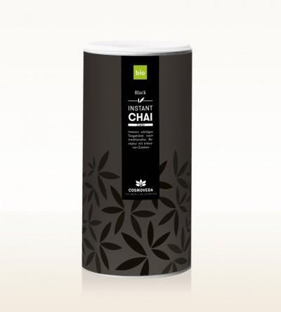 Organic Instant Chai Latte - Black 900g