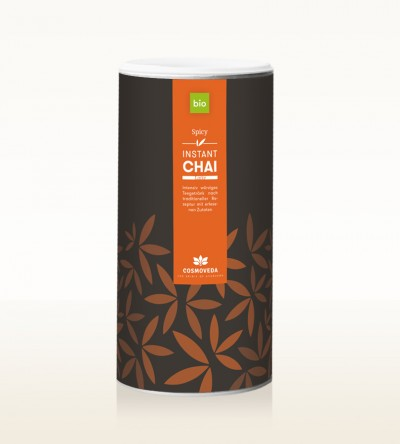 Organic Instant Chai Latte - Spicy 900g