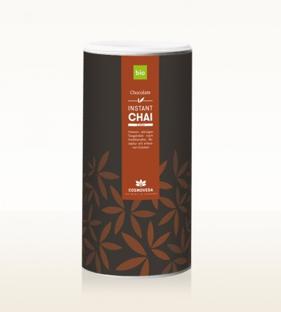 Organic Instant Chai Latte - Chocolate 900g