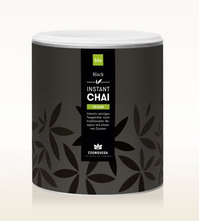 Organic Instant Chai Vegan - Black 350g