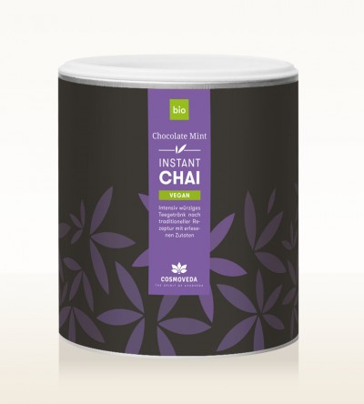 BIO Instant Chai Vegan - Chocolate Mint 350g