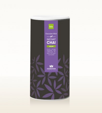 Organic Instant Chai Vegan - Chocolate Mint 750g
