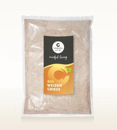 BIO Weizengrieß 1kg
