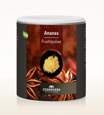 BIO Frucht Pulver Ananas 300g