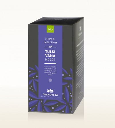 Organic Tulsi Vana Tea 25 x 1,8g