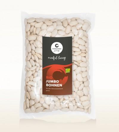 Organic Jumbo Beans white whole 1kg
