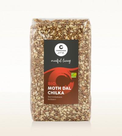 Organic Moth Beans 500g