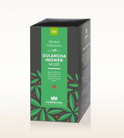 Organic Gulancha Ginger Tea 25 x 1.8g