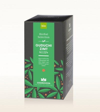 BIO Guduchi Zimt Tee 20 x 1,8g