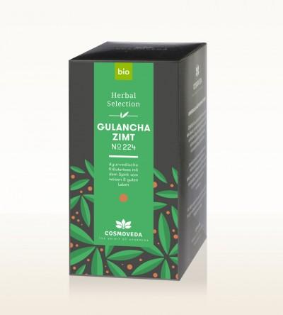 Organic Gulancha Cinnamon Tea 25 x 1.8g