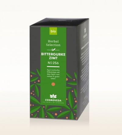Organic Bitter Cucumber Cinnamon Tea 25 x 1.8g
