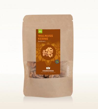 Organic Walnut kernels halved 70g
