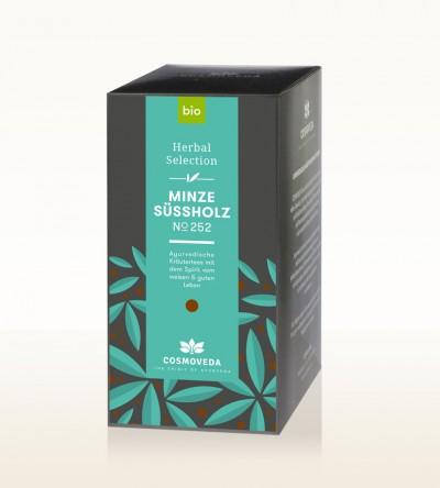 BIO Minze Süßholz Tee 25 x 1,8g