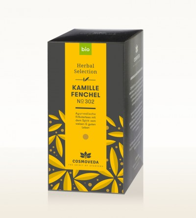 BIO Kamille Fenchel Tee 25 x 1,8g