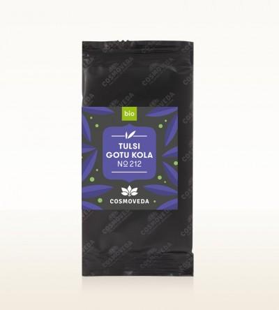 Organic Tulsi Gotu Kola Tea 1,8g