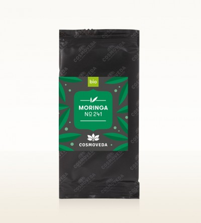 Organic Moringa Tea 1,8g