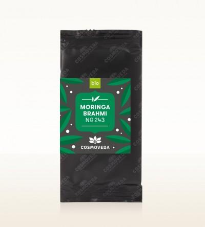 Organic Moringa Brahmi Tea 1,8g