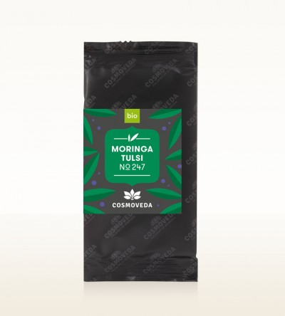 Organic Moringa Tulsi Tea 1,8g