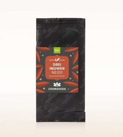 Organic 3 Ginger Tea 1,8g