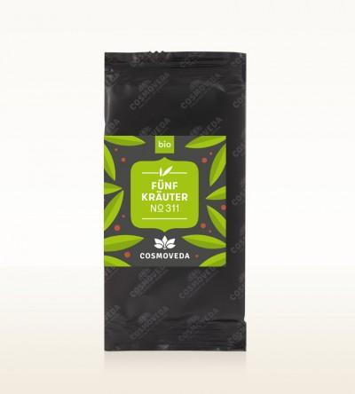 Organic 5 Herbs Tea 1,8g