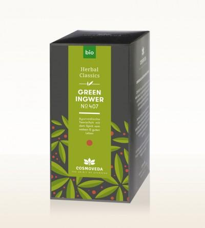 BIO Green Ingwer Tee 25 x 1,8g