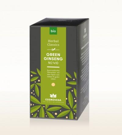 Organic Green Ginseng Tea 25 x 1.8g