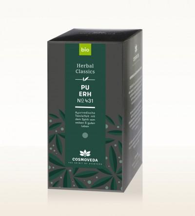 Organic Pu Erh Tea 25 x 1.8g
