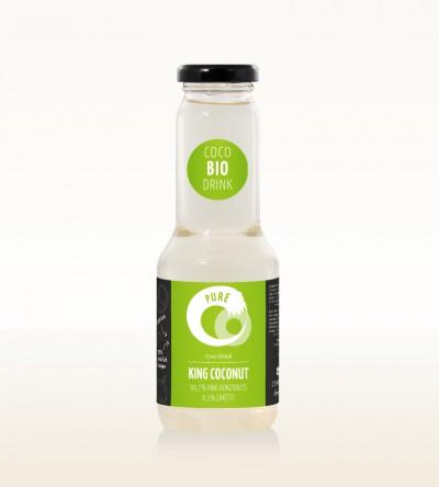 Organic Drink King Coconut Pure 300ml