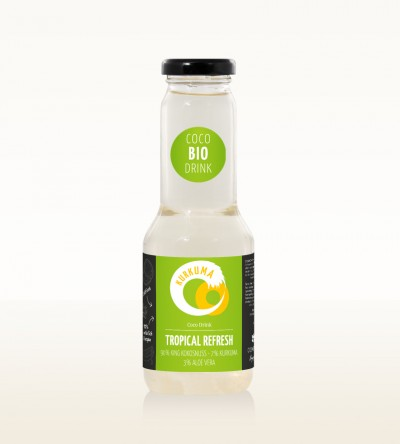 BIO Drink Tropical Refresh - Kurkuma 300ml