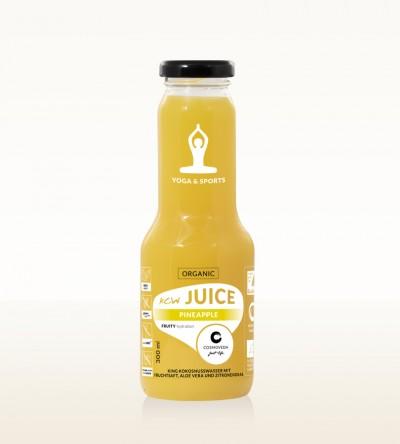 BIO KCW Juice Pineapple Lemongrass 300ml