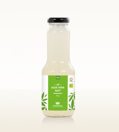 Organic Aloe Vera Juice Pure 300ml