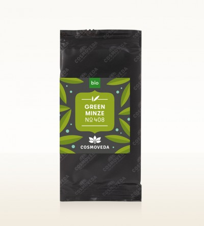 Organic Green Minze Tea 1.8g