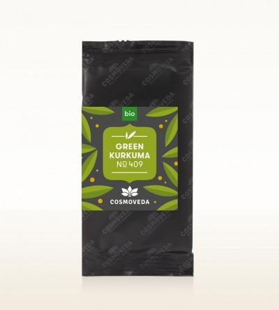 Organic Green Kurkuma Tea 1.8g