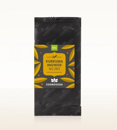 Organic Turmeric Ginger Tea 1.8g