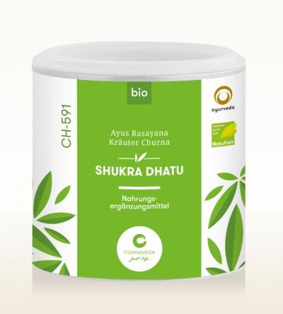 Organic Ayus Rasayana Churna - Shukra Dhatu 100g