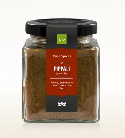 BIO Pippali gem. Glas 120g