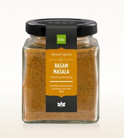 Organic Rasam Masala glass 80g