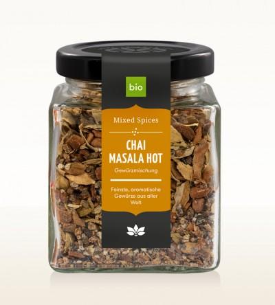 Organic Chai Masala hot 90g