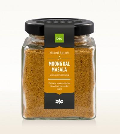 Organic Moong Dal Masala glass 80g