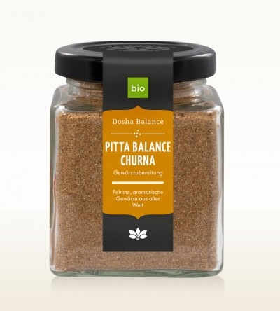 Organic Pitta Balance Churna glass 100g