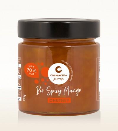 Organic Spicy Mango Chutney 225g