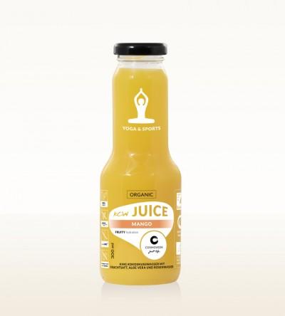 BIO KCW Juice Mango Rosewater 300ml