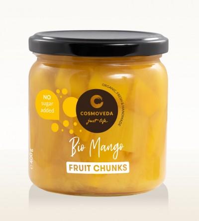 Organic Mango Chunks 400g