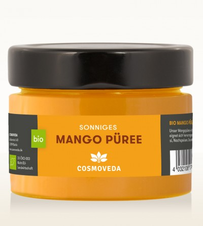 Organic Mango Puree 100ml