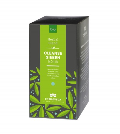 Organic Cleanse 7 Tea 25 x 1.8g