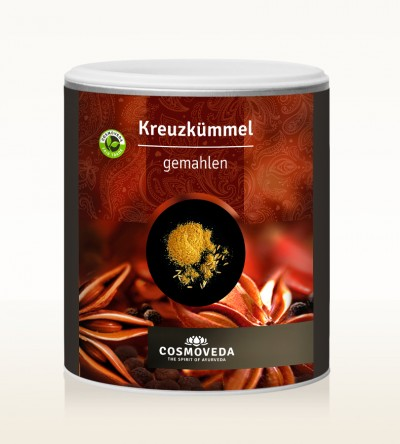 Cumin ground Fair Trade 280g